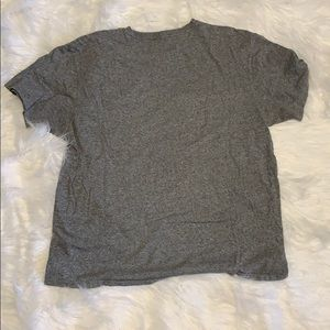 Polo by Ralph Lauren Shirts - Grey Heather Polo by Ralph Lauren Tee